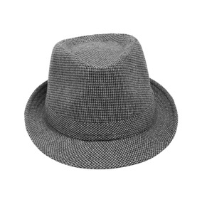 Hombres Mujeres Fedora Sombrero Sombrero Estilo Cubano a7422d30c4e