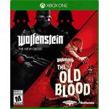 Wolfenstein New Order & Old Blood Xbox One Offline