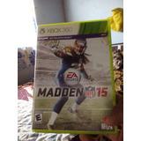 Videojuego Xbox 360 Nfl 15