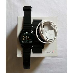 Smartwatch Fossil Q Marshal 6719, Excelente Estado, En Caja