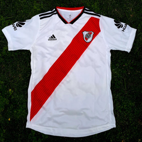 a0b3d5505c2fd Camiseta River 18 19 - Camisetas de Clubes Nacionales River en ...