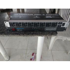 Adat Bheringer 8000 + Filtro De Linha Zerotron