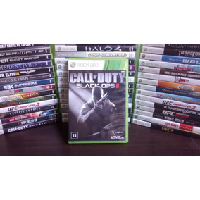 Call Of Duty Black Ops 2 Xbox 360 One Frete R$ 12.