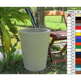 Vaso Plastico Plantas Polietileno Jardim Flores Bg3 M