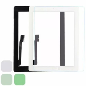 Mica Tactil Apple Ipad 3 / Ipad 4 Con Boton Home 9.7 Pulg
