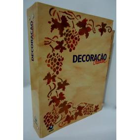 Fichário Contendo 20 Revistas De Artesanato E Decoração