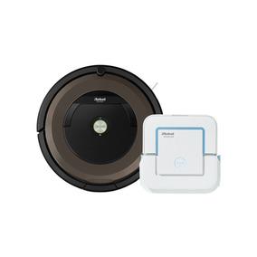Irobot Roomba 890 + Braava Jet - Combo Oferta!