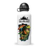 Botella De Aluminio Fortnite Personalizada
