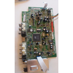 Placa Principal Do Home Theater Philpshts Hts3365x78