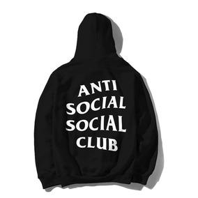 Sudadera Hoodie Anti Social Social Club - Mind Games Hoody - ·   3 bcde76102fb