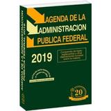 Agenda De La Administración Pública Federal 2019 Isef