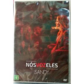Dvd Sandy - Nós Voz Eles (2018) Lacrado