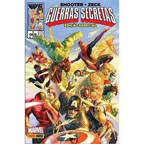 Guerras Secretas Marvel, Capa Dura 360 Págs Panini Lacrada