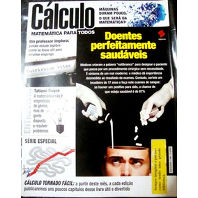 Revista Cálculo Matemática Para Todos - Ed. 31 Agosto 2013