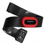 Cinta Cardiaca Garmin Hrm4-run 010-10997-12 Vermelha