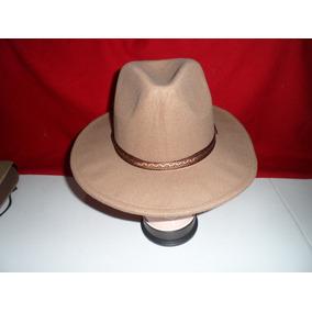 Sombrero De Gaucho De Paño Color Beige !!! Ultimo Disponible 21d76c49208