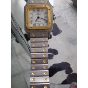 bcb25579da3 Relógio Cartier Original Anos 70 - Relógios De Pulso no Mercado ...