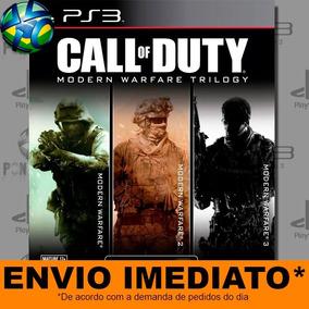 Jogo Ps3 Call Of Duty Modern Warfare 1 2 3 Psn Play3 Digital