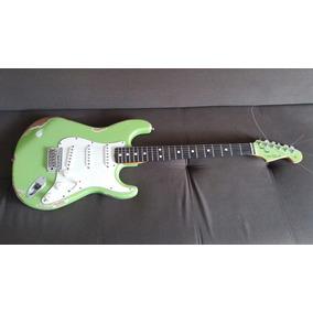 Fender Stratocaster U.s.a Partcaster