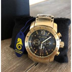 d9785fea109 Relogio Atlanti Bulgari - Relógio Atlantis Masculino no Mercado ...