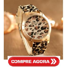 7f4a40f91c2 Relogio Geneva Dourado Barato - Relógios De Pulso no Mercado Livre ...