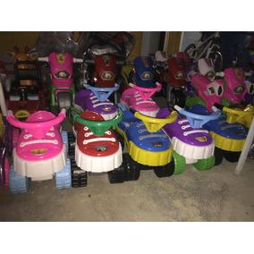 Carros Zapato Carritos Montables Niñas Y Niños Zapatico