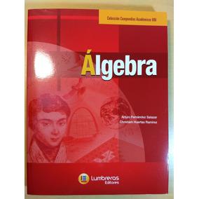 Ime Ita Lumbreras Compendio Uni Álgebra