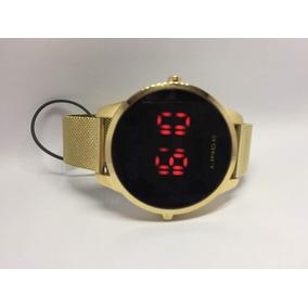 Relógio Lince Feminino Masculino Mdg4586l Pxkx