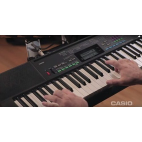 Kit Teclado Musical Ctk-3400 Casio + Fonte + Capa