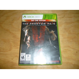 Metal Gear Solid V The Phantom Pain Day One Xbox 360