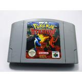 Pokemon Stadium N64 Nintendo