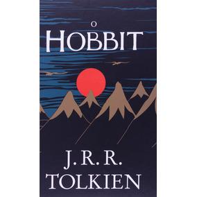 Livro O Hobbit - Edição 75 Anos Tolkien Capa Dura Lacrado