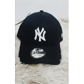 d562f9292 Boné New York Ny Los Angeles Yankees Fitao Rosa Lindo Barato