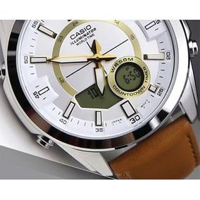 275f0ee3144 Casio Amw 810l Masculino - Relógios De Pulso no Mercado Livre Brasil