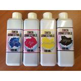 Tinta Comestible Para Fototorta 400ml En Total