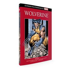 Coleção Os Heróis Poderosos Da Marvel - Wolverine