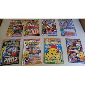 Revistas Pokémon Club E Pokémon Evolution Club - 24 Unidades