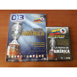 Dvd + Revista Copa America Venezuela 2007