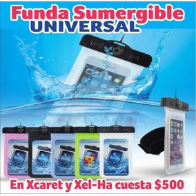 Funda Contra Agua Para Celulares Universal Iphone Samsung Lg