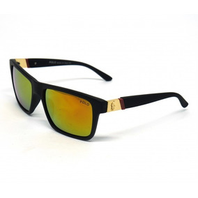 90d5654873141 Oculos De Sol Polo - Óculos De Sol no Mercado Livre Brasil