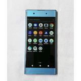 Xperia Xa1 Plus, G3423, 3gb+32gb, Azul, Impecable, Liberado