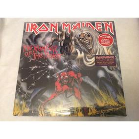 Vinil Lp Iron Maiden - Number Of The Beast (edição Nova)