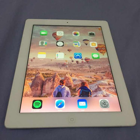 Tablet Apple Ipad 4 Ger Branco Wi-fi E 4g - 9,7 Pol - 16 Gb