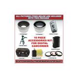Kit De Accesorio De Videocámara Panasonic Para Pv-gs300 Gs18