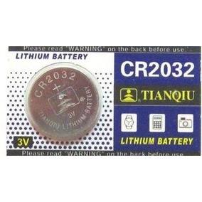 Pila Tianqiu Cr2032 Lithium 3v