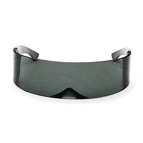 c5f22b3962 Abrigo De Gafas De Sol Futurista Cíclope Alrededor Escudo