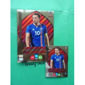 Card Xxl Sigurdsson Adrenalyn Russia Copa 2018