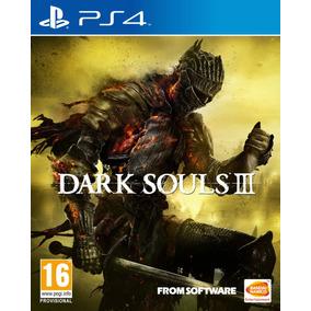 Jogo Dark Souls Iii - Ps4 - Não Perca