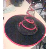 Falabella Sombrero Capelina Con Lazo Nueva Con Etiqueta en Mercado ... 1841a9e0097