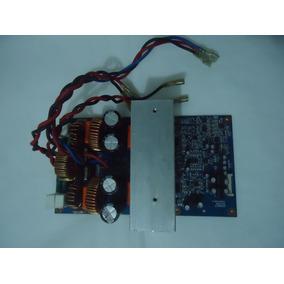 Amplificador Behringer Hca2500 P/ Mesas Pmp1680s/4000/6000.